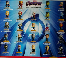 2019 Marvel Avengers McDonald's Happy Meal Toys - Choose Your Toy - FAST SHIP