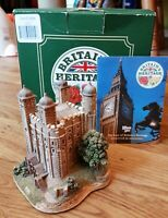 LILLIPUT LANE TOWER OF LONDON BRITAIN'S HERITAGE LOVELY CONDITION BOXED L2210