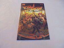 Kim & Kim Love is a Battlefield #1 First Print Black Mask NM Comics Book