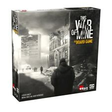 Galakta Gaktwom01 This War of Mine The Board Game