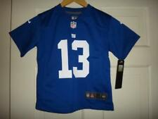 Toddler Nike Odell Beckham Jr. #13 New York Giants Team Color Game Jersey