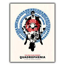 QUADROPHENIA METAL SIGN WALL PLAQUE Film Movie Cinema Advert poster man cave