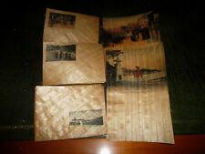 papier à lettres avec enveloppes bois du japon
