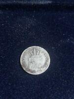 Silber Münze 1 Kreuzer 1851 Bayern Königreich, Maximilian II., 1848-1864