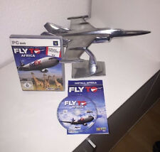 Fly To Africa (PC, DVD-Box) Flugsimulator Addon