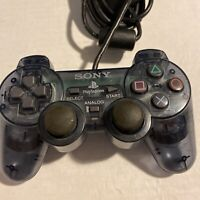 Sony Playstation 2 Gray  Dual Shock 2 Analog Controller SCPH-10010 PS2