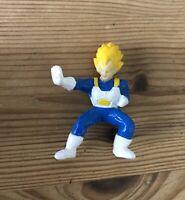 DBZ SUPER SAIYAN SS Vegeta Mini Figure Figurine Dragon Ball Z Super Japan