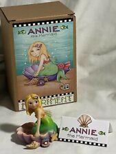 Mary Engelbreit Fairy Garden Merriment Studio M Annie Mermaid New Boxed Figurine