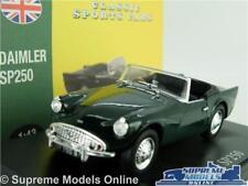 DAIMLER SP250 DART MODEL CAR 1:43 SCALE GREEN CLASSIC ATLAS NOREV ROADSTER K8