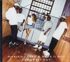 Mariah Carey One sweet day (1995, #6626032, & Boyz II Men) [Maxi-CD]