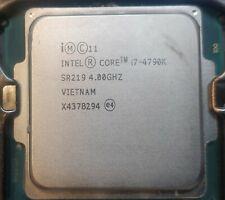 i7 4790k, Asrock Z97 pro4, CPU cooler, 24gb RAM