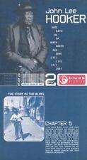 John Lee Hooker - Story of the Blues-Buchformat 2CD Neu