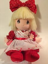 NWT Precious Moments Melody Doll 1991 Valentines Day Limited Edition by Applause