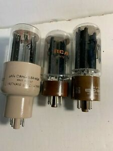 (3) 5R4GYB tubes - Lot #20