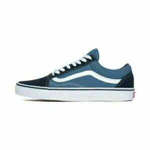 UK Van Old Skool Skate Shoes Classic Canvas Sneakers Size UK3.5-9 2121 HOT SALE