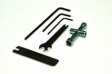 NEW Traxxas Tool Set 1.5, 2, 2.5mm Hex Allen Cross Wrench Stampede Skully Slash