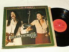 LES DUDEK Say No More LP 1977 Columbia Records Canada Vinyl Album VG/GD+