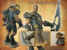 Legend Of The Blade Hunters TYR Dragon Rider Mc Farlane Toys Action Figure New