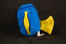 "Angelfish Tot 3"" Plush Sonic Drive Inn Blue Wacky Pak Lovey Kids Meal Prize Toy"