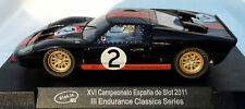 Slot It SISC20A Ford GT40 XVI Spanish Championship 2011 Special Ed 1/32 Slot Car