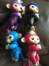 Electronic Finger Baby Monkey Cute Pet Toys Interactive 4 colours Free Delivery