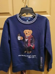 Polo ralph lauren Bear Boys Sweatshirt