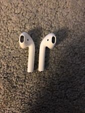 Apple AirPods White Wireless Bluetooth Headsets LEFT & RIGHT EAR BUDS ONLY