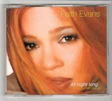 (HC187) Faith Evans, All Night Long - 1998 CD