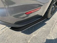 FORD MUSTANG HARDCORE REAR SIDE SKIRTS 2018-21