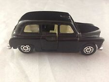 Corgi Black London Taxi