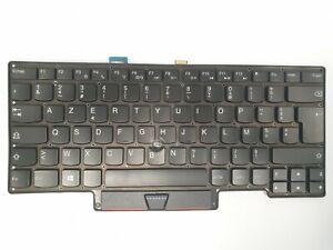 Clavier Français AZERTY pour LENOVO IBM Thinkpad X1 Carbon X1C 1ST GS85 Noir