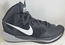 AMPUTEE Single RIGHT SHOE Nike Prime Hype Mens Size 10.5 Shoes Black Sneaker