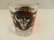 Shot Glass Colorado with Skull
