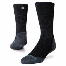 Stance Uncommon Solids Wool Crew Run Feel 360 Socks Size M (6-8.5)