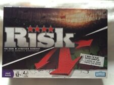 Risk Board Game 2008 Hasbro Parker Brothers Strategy Game Complete!