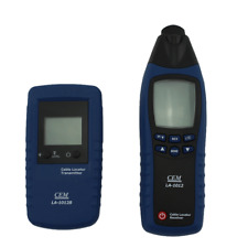 CEM LA-1012B General Cable Fault Locator Tester Meter Receiver with Transmitter
