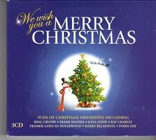 (FD455C) We Wish You A Merry Christmas, 60 tracks various artists - 3 CDs - 2013