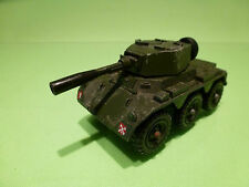 CORGI TOYS 906  SALADIN ARMOURED CAR - ARMY GREEN - MILITARY - GOOD