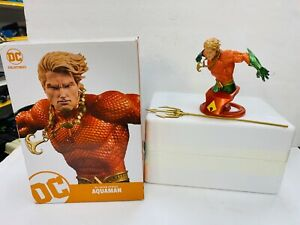Aquaman Bust DC Comics Super-Heroes Jim Lee Collectibles limited numbered