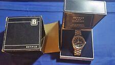 Vintage Benrus Quartz 660 Citation Men's Watch