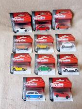 MAJORETTE Street Cars Alfa Romeo/Citroen/Opel/Renault/VW