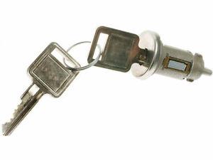 Ignition Lock Cylinder fits Oldsmobile Delmont 88 1967 87NHWG