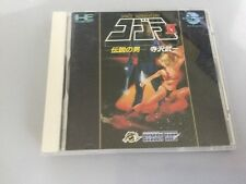 Space Adventure Cobra 2 PC Engine Super CD JP Japan boxed with Spinecard guter Zustand