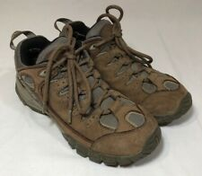 Vasque Womens 7 M Mantra 7389 Hiking Boot Shoes Gore Tex Brown Leather Vibram