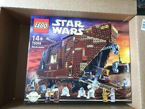 Lego Sandcrawler 75059 Neuf Scellé Dans Carton Expédition Origine