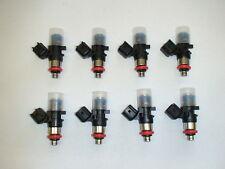 8 Genuine Bosch 80lb 840cc 80# fuel injectors 2008-13 Corvette 6.2 LS3 Camaro