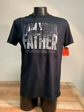 Disney Star Wars * I Am Your Father * Adult Cotton T-Shirt Size Large New Nwt
