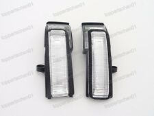 Side Mirror Signal Lamp Repeaters Pair for Ford F150 Lower Configuration