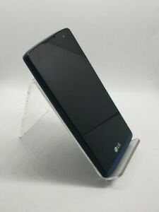 LG Tribute Duo - 8GB - Blue (Virgin Mobile) Smartphone