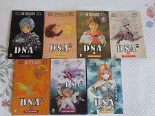 Manga: Masakazu Katsura, Video Girl Ai, Video Girl Len, Dna2, Shadow Lady....